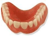Acrylic denture