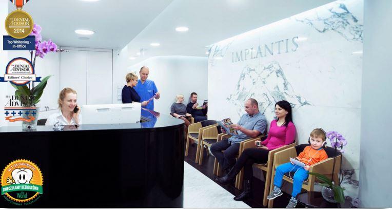 Dental surgery Implantis Poland